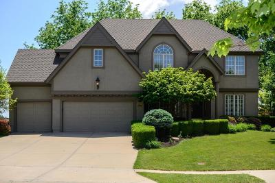 Leawood Single Family Home For Sale: 4517 Ironhorse Drive