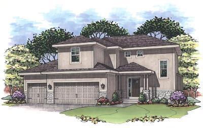 Desoto Single Family Home For Sale: 31545 W 85 Street