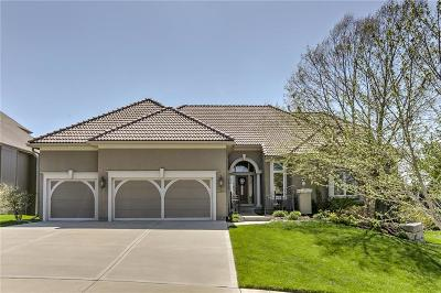 Lenexa Single Family Home For Sale: 9646 Zarda Drive