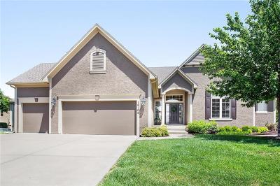 Basehor Single Family Home For Sale: 14104 Nelson Court