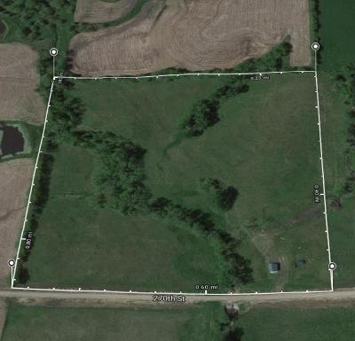 Nodaway County Residential Lots & Land For Sale: 270th Street