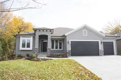 Olathe Single Family Home For Sale: 16317 S Kaw Street