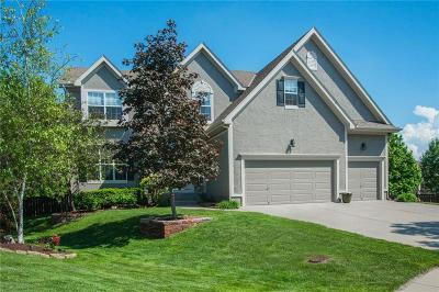 Overland Park Single Family Home For Sale: 12703 W 138th Terrace
