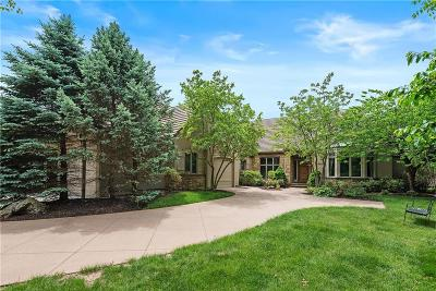 Leawood Single Family Home For Sale: 11365 Buena Vista Street