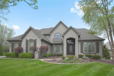 Overland Park Single Family Home For Sale: 13732 Horton Drive