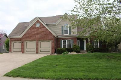 Lansing Single Family Home For Sale: 182 Canyon View Drive