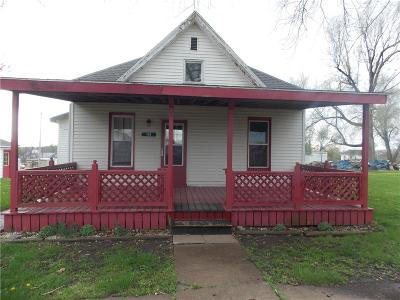Nodaway County Single Family Home For Sale: 108 W 2nd Street