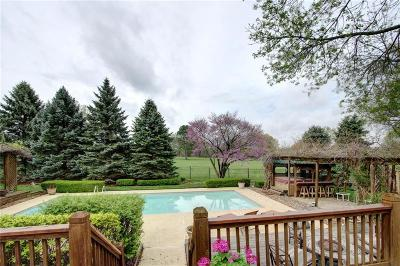Overland Park Single Family Home For Sale: 11123 W 121st Terrace