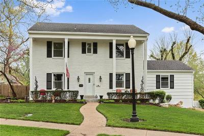 Overland Park Single Family Home Contingent: 6929 W 100th Terrace