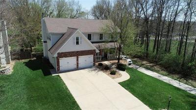 Leavenworth Single Family Home For Sale: 3225 Meadow Road