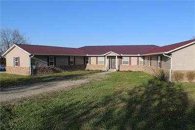 Livingston County Single Family Home For Sale: 12541 Liv 4200