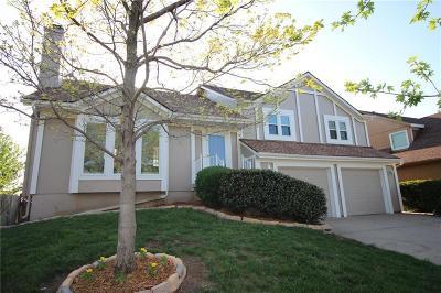 Overland Park Single Family Home For Sale: 13214 Farley Street