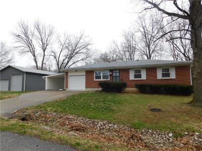 Henry County Single Family Home For Sale: 310 E Kentucky Street