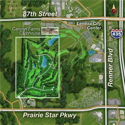 Lenexa Residential Lots & Land For Sale: 9237 Cottonwood Canyon Drive