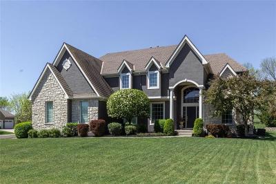 Overland Park Single Family Home For Sale: 14032 Larsen Street