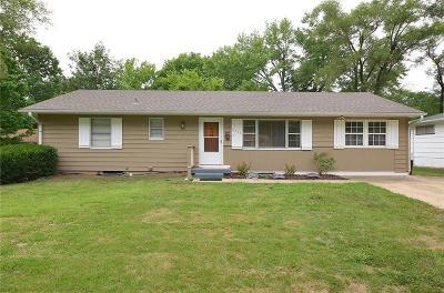 Kansas City Single Family Home For Sale: 11414 Norton Avenue