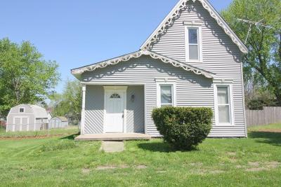 Lathrop Single Family Home For Sale: 603 Center Street