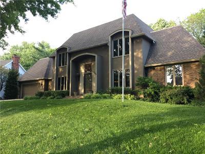 Overland Park Single Family Home For Sale: 10161 Mackey Street