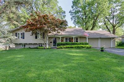 Prairie Village Single Family Home For Sale: 5208 W 80th Street