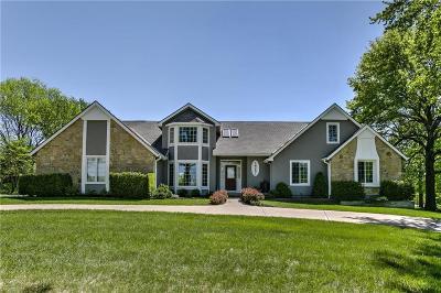 Olathe Single Family Home For Sale: 16701 S Lackman Road