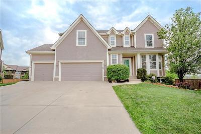 Overland Park Single Family Home For Sale: 13705 Parkhill Street