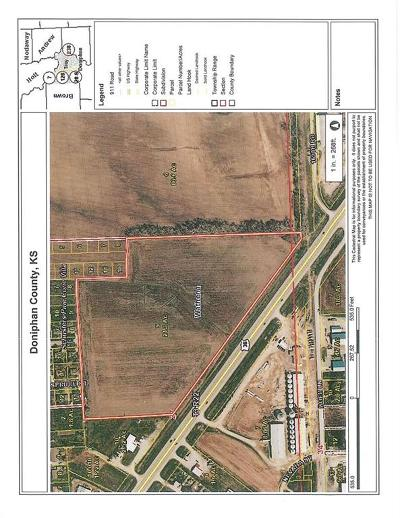 Doniphan County Residential Lots & Land For Sale: 2244 Us 36 Highway