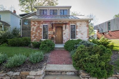 Lawrence Single Family Home For Sale: 933 Delaware Street