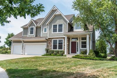 Overland Park Single Family Home For Sale: 7822 W 144th Terrace
