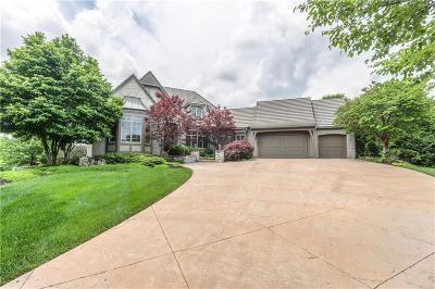 Lenexa Single Family Home For Sale: 8303 Maplewood Drive