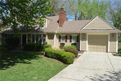 Leawood Single Family Home For Sale: 2516 W 89th Street