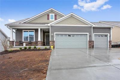 Olathe Single Family Home For Sale: 24992 W 144th Street