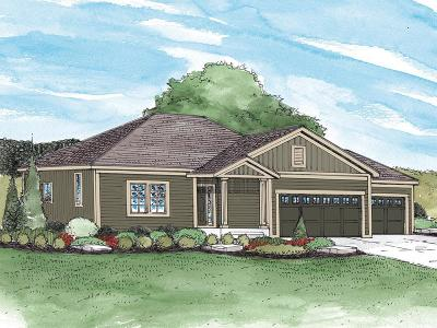 Raymore MO Single Family Home Pending: $318,290