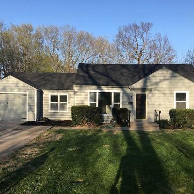 Shawnee Single Family Home For Sale: 5615 Monrovia Street