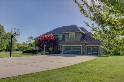 Smithville Single Family Home For Sale: 15502 Tipton Road
