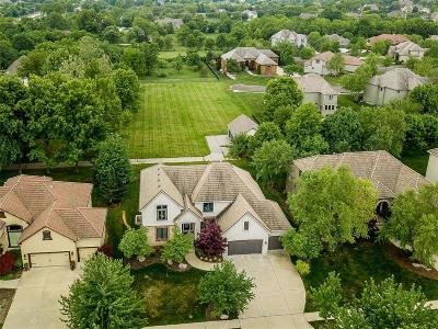 Overland Park Single Family Home For Sale: 10607 W 145th Terrace