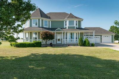 Basehor Single Family Home For Sale: 15993 Kansas Avenue