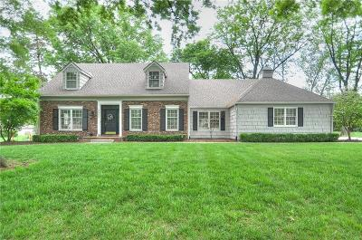 Leawood Single Family Home For Sale: 3521 W 97 Place