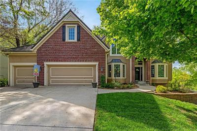 Shawnee Single Family Home For Sale: 14607 W 49th Street
