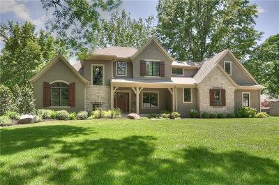 Leawood Single Family Home For Sale: 3401 W 92nd Street