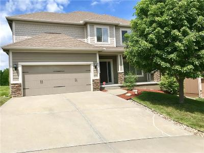 Raymore MO Single Family Home Contingent: $265,000