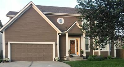 Olathe Single Family Home For Sale: 15423 S Hillside Street