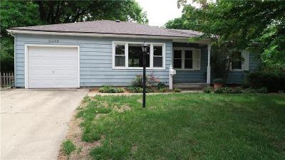 Lawrence Single Family Home Show For Backups: 2410 Louisiana Street