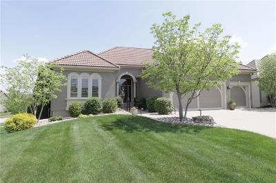 Overland Park Single Family Home For Sale: 16301 Mastin Street
