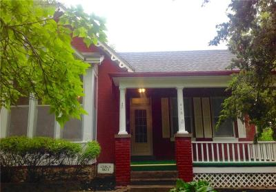 Leavenworth Single Family Home For Sale: 418 Olive Street