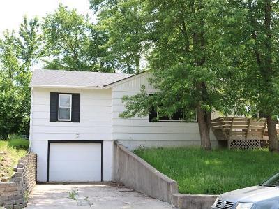 Leavenworth Single Family Home For Sale: 527 Isabelle Street