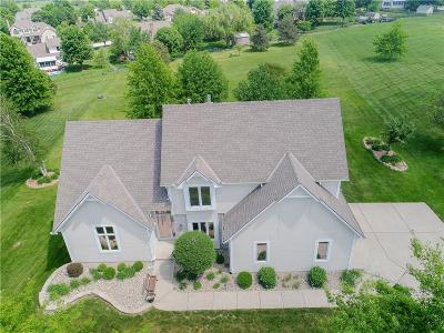 Raymore Single Family Home Pending: 609 Horizon Parkway