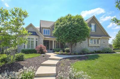 Overland Park Single Family Home For Sale: 9113 W 156th Place