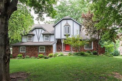Leawood Single Family Home For Sale: 2600 W 121 Street