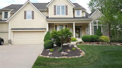 Lenexa Single Family Home For Sale: 9511 Cailler Drive