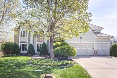 Leawood Single Family Home For Sale: 4246 W 150 Terrace